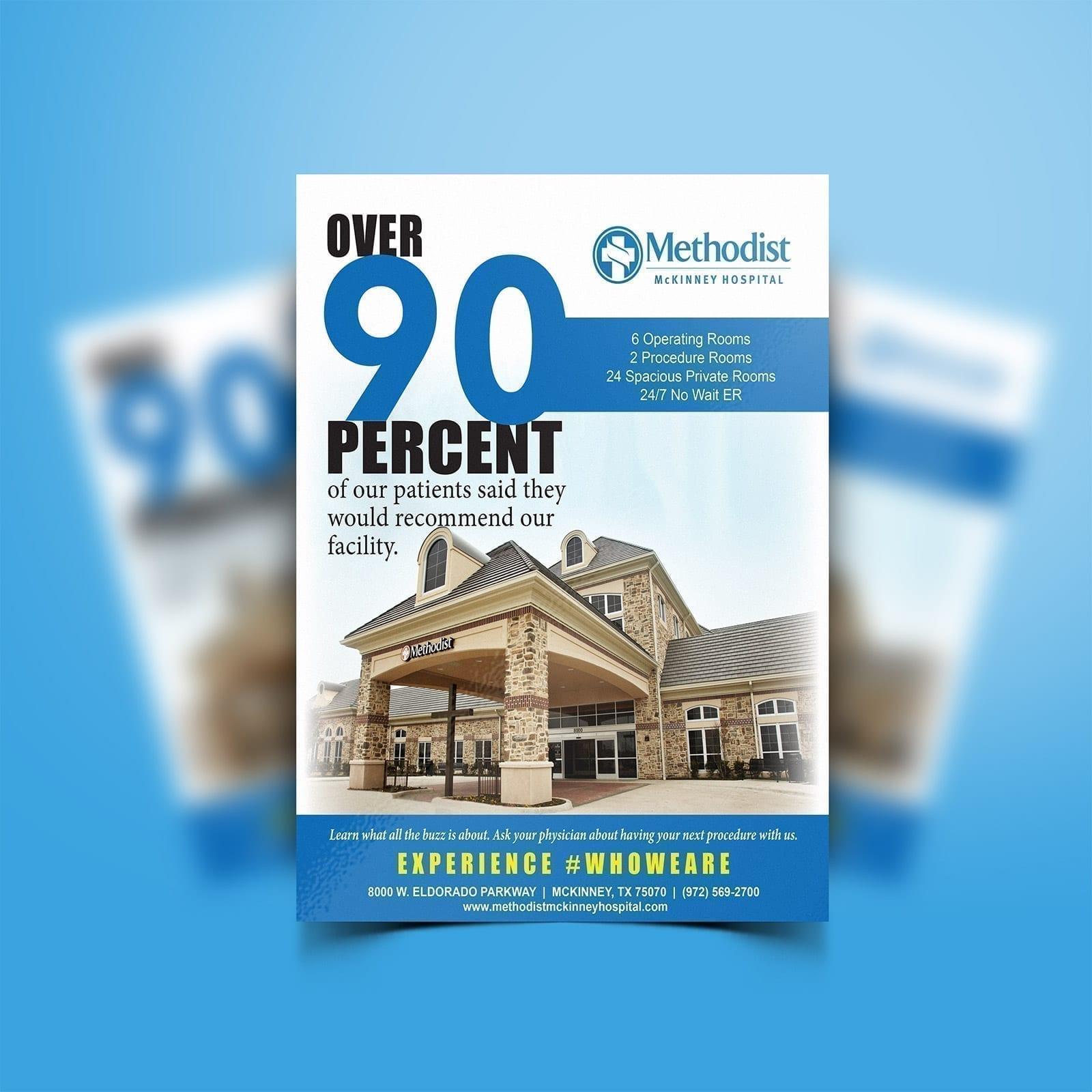 Methodist McKinney Hospital & Companies | Brand Activation